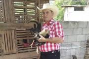 César Ariel Garcia Garcia a fait son premier... (Courtoisie) - image 1.0