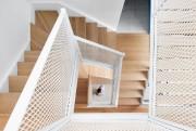 Un escalier aérien, situé à la rencontre du... (Photo fournie par Microclimat) - image 2.0