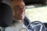Le policier de la Sûreté du Québec, Alain... (Sylvain Mayer, Le Nouvelliste) - image 1.0