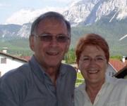 Colette Bibeau et Paul Allard.... (PHOTO FOURNIE PAR COLETTE BIBEAU) - image 4.0