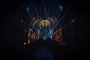 Les lasers font partie des dispositifs utilisés pour... (PHOTO FOURNIE PAR MOMENT FACTORY) - image 1.0