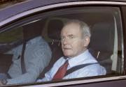 Martin McGuinness, à Belfast en Irlande du Nord,... (AP, Peter Morrison) - image 4.0