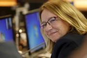 La conseillère et candidate à la mairie, Sylvie... (Simon Séguin-Bertrand, Archives Le Droit) - image 3.0