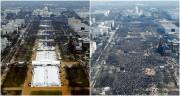 À gauche, une photographie dela Journée d'investiture de... (REUTERS) - image 3.0