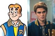 KJ Apa joue le rôle d'Archie Andrews.... - image 1.1