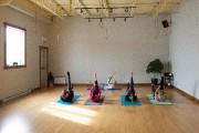 Au Centre Yoga Santé de Laval, le cours... (Photo Robert Skinner, La Presse) - image 4.0