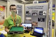 Marc-Antoine Gagnon-Desmeules, un élève de quatrième secondaire du... (Photo Le Quotidien, Jeannot Lévesque) - image 2.0