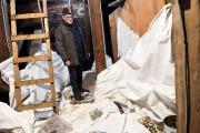 Le marguillier Jean-Marc Lavoie, qui est aussi vice-président... (Photo Le Quotidien, Rocket Lavoie) - image 2.0