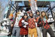 La course Polar Hero se tiendra à la... (Fournie par Sportera) - image 6.0