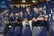 Roy, Alexeyev, MacDonald et Grégoire remportent les honneurs.Lors... (Spectre Média, Julien Chamberland) - image 1.0