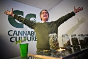 Le « Prince du cannabis », Marc Emery.... (Photo Patrick Sanfaçon, Archives La Presse) - image 1.0