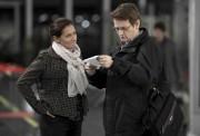 Sidse Babett Knudsen et Benoît Magimel dans une... (Fournie par AZ Films) - image 4.0