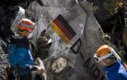 Cent quarante-quatre passagers, en majorité des Allemands (72)... (PHOTO ARCHIVES AP/MINISTÈRE DE L'INTÉRIEUR FRANÇAIS) - image 1.0