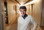 Yoshua Bengio, professeur à l'Université de Montréal et... (Photo Hugo-Sébastien Aubert, Archives La Presse) - image 1.0