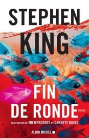 Fin de ronde, de Stephen King... (Image fournie par Albin Michel) - image 1.0