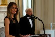 «C'est une belle femme, qui a un certain... (PHOTO JONATHAN ERNST, REUTERS) - image 2.0