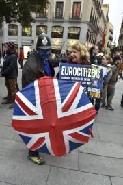 À quelques jours du déclenchement officiel du Brexit... (AFP, Gérard Julien) - image 2.0