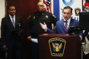 Le maire deCincinnati,John Cranley, mène un point de... (AP) - image 2.0