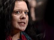 La députée de Charlevoix, Caroline Simard... (Le Soleil, Yan Doublet) - image 2.0