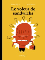 La couverture du livre jeunesse Le voleur de... - image 4.0