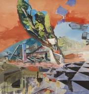 Topiary, 2017, huile sur toile de Martin Golland... - image 5.0