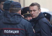Alexeï Navalny est à l'origine de la mobilisation... (PHOTO REUTERS) - image 1.0