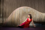 Anne-Marie Cadieux dans Molly Bloom, à Espace Go.«Si... (Photo Ninon Pednault, Archives La Presse) - image 1.1
