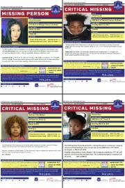 Quatre des avis de recherche émis par la... (AFP) - image 2.0