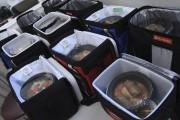 Près de 1000 repas sont livrés chaque jours... (Photo Le Quotidien, Michel Tremblay) - image 1.0