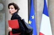 La ministre de la Culture et de la... (Photo Stéphane De Sakutin, Archives Agence France-Presse) - image 1.1