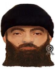 Le portrait-robot du deuxième suspect recherché.... (Illustration fournie par la SQ) - image 1.0
