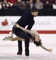 Eric Radford souffre d'une blessure à la hanche... (La Presse canadienne, Sean Kilpatrick) - image 3.0