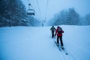 La dernière bordée a laissé 1,35m de neige... (Photo Olivier Jean, La Presse) - image 1.0