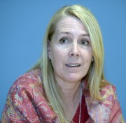 Marie-Josée Lapointe, présidente d'Espace-Vie TSA, présidente du C.A.... (Le Soleil, Jean-Marie Villeneuve) - image 5.0