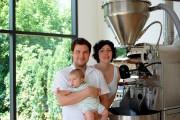 Paul et Holly von Hoyningen Heunes, deKaito Torréfacteur... (Photo fournie par Kaito Torréfacteur) - image 2.0