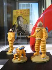 Des figurines de Tintin... (Le Soleil,Jean-Marie Villeneuve) - image 3.0