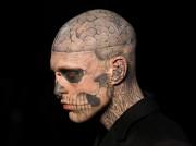 Zombie Boy... (PHOTO FRANCOIS GUILLOT, Archives AFP) - image 1.0