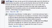 «Scandaleux et révoltant.» Le député de Papineau, Alexandre Iracà, fait... - image 2.0