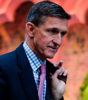 Michael Flynn... (Photo Eduardo Munoz Alvarez, archives AGENCE FRANCE-PRESSE) - image 1.0