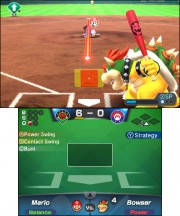 Le baseball à Mario Sports Superstars sur la... (Fournie par Nintendo) - image 2.0