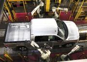 Un F-150 en aluminium à l'usine d'assemblage de... - image 1.0