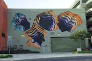 Murale réalisée l'an dernier par l'artiste 1010 lors... (Photo Halopigg, fournie par le festival Mural) - image 1.0