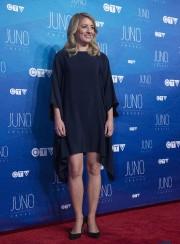 Melanie Joly sur le tapis rouge des Junos,... (PC) - image 2.0