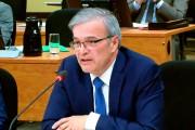 Mario Tremblay,juge à la Cour du Québec, responsable... (Image vidéo tirée de la Commission sur la protection de la confidentialité des sources journalistiques) - image 1.0
