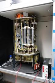 Installé à l'intérieur de la fusée, cet appareil... (Photo fournie par Jan Palecka) - image 1.1