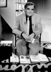 Bernard Pivot à l'époque deBouillon de culture, diffusée... (photo fournie par tv5) - image 1.1