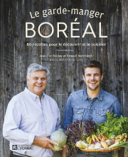 Jean-Luc Boulay et Arnaud Marchand. Le garde-manger boréal.... - image 1.0