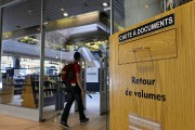Les succursales du réseau de la Bibliothèque de... (Photothèque Le Soleil, Patrice Laroche) - image 3.0