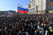 Rassemblement jeudi à Moscou.... (AFP) - image 2.0
