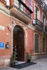 Situé dans un édifice patrimonial, l'hôtel Petit Palace... (Photo fournie par le Petit Palace Hôtel) - image 1.0